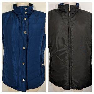 Jones New York Signature Reversible Vest